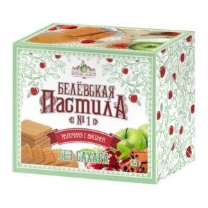belevskaya-pastila-yablochnaya-s-vishney-bez-sahara